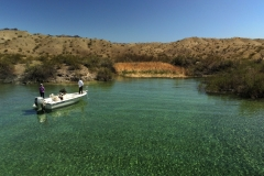 Bass Fishing Lake Mohave March 28, 2021