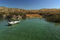 Lake Mohave Bass Fishing 03-28-2021