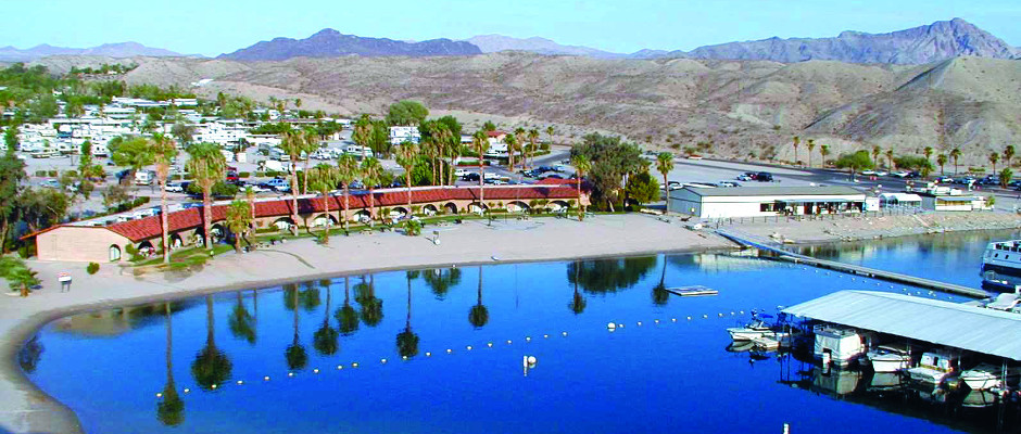 Cottonwood Cove Resort Lake Mohave