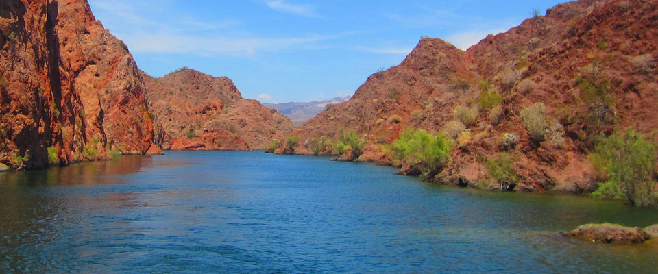 Lake Mohave Boating