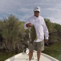 Lake Mohave Smallmouth Bass Fishing