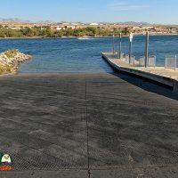 Colorado River Boat Launch Laughlin, Nevada