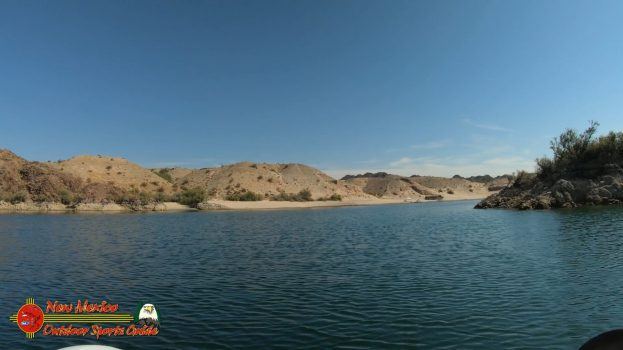 Lake Mohave Sand Hills Beach