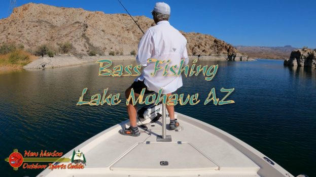 Bass Fishing Lake Mohave AZ 11-03-2020