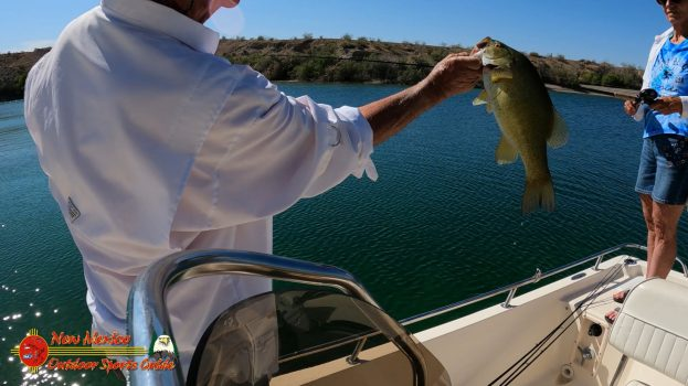 Bass Fishing Lake Mohave April 19, 2021